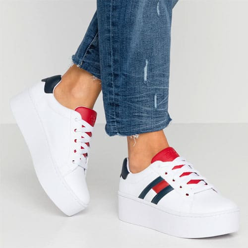 TOMMY JEANS ICON SNEAKER - Sneakers basse