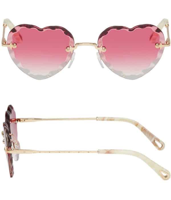 Chloé - Pink Rosie Sunglasses