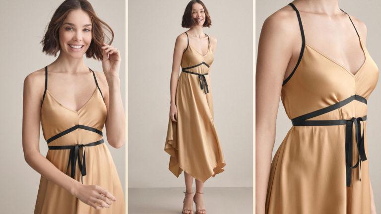 Falconeri - slip dress - ss2020