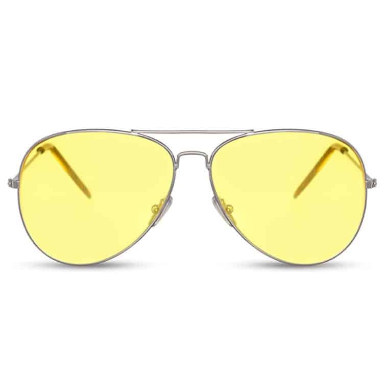 Cheapass Occhiali da Sole Pilot