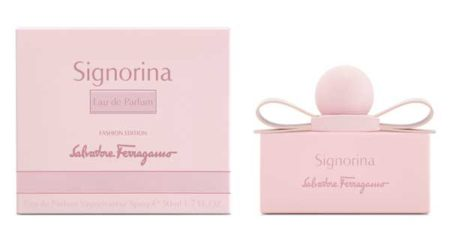 Signorina Fashion Edition di Ferragamo