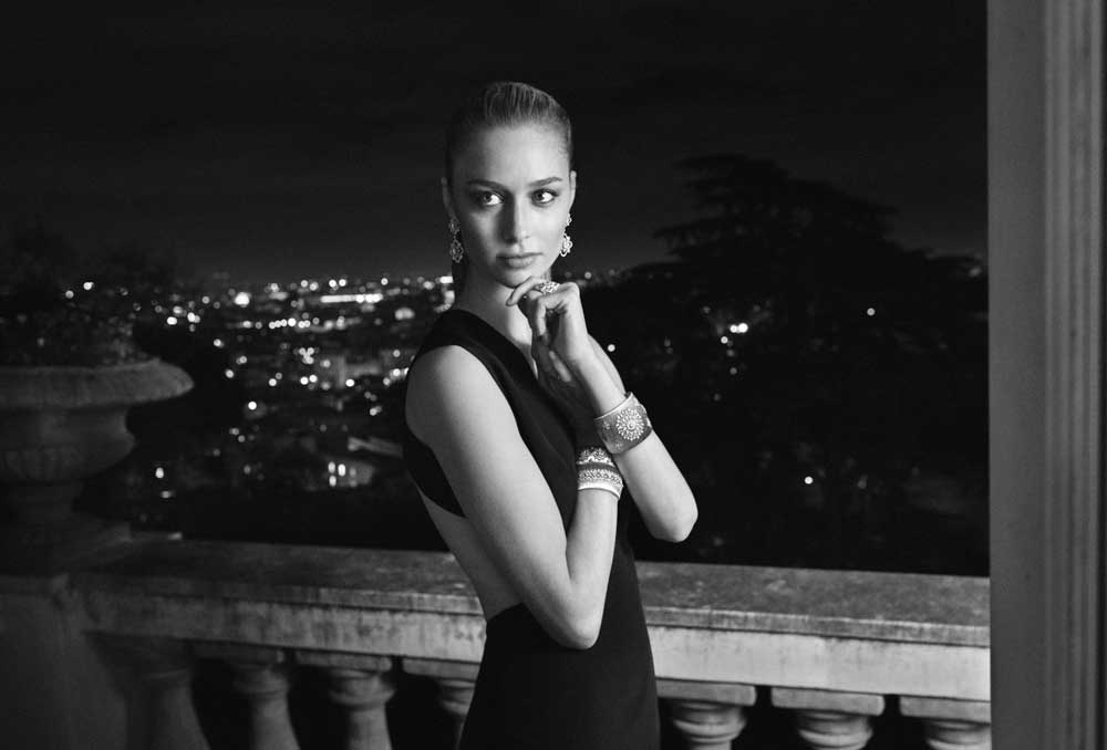 Beatrice Borromeo per Buccellati - High-Jewelry-