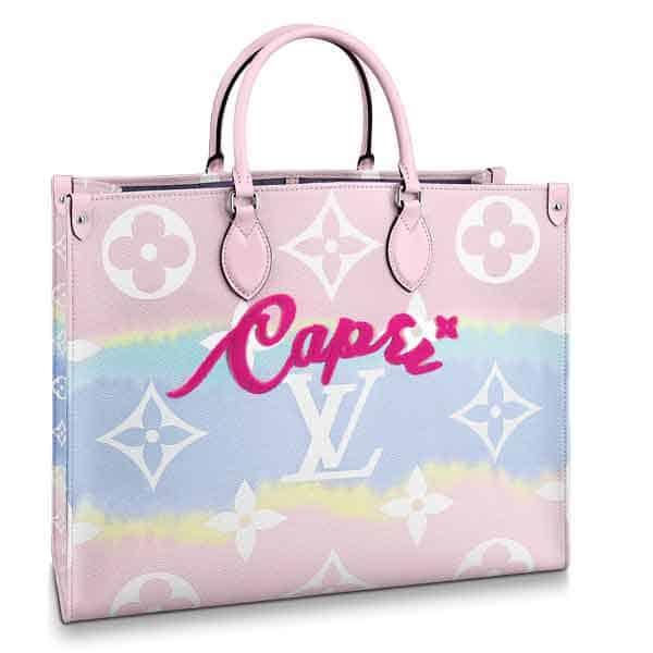 ONTHEGO_Capri- la nuova borsa di Louis Vuitton