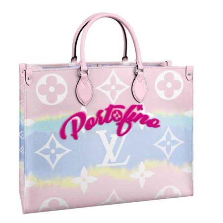ONTHEGO_Portofino- la nuova borsa di Louis Vuitton