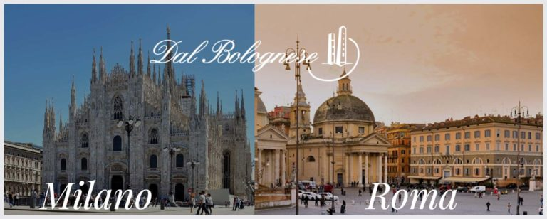 Dal Bolognese - Milano e Roma
