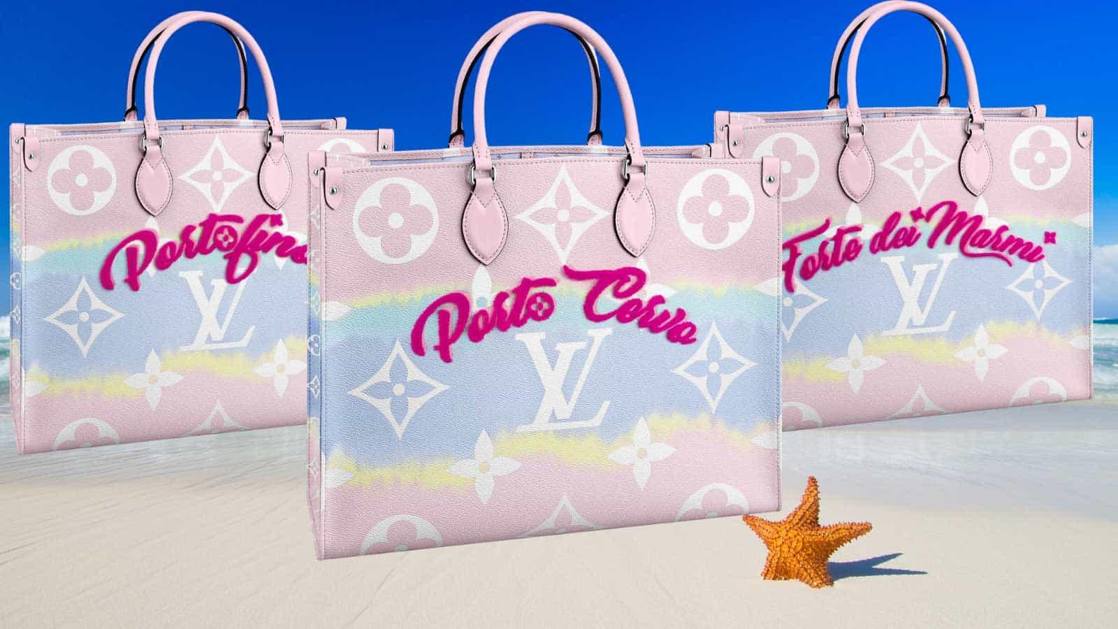 OnTheGo Resort 2020, la borsa di Louis Vuitton