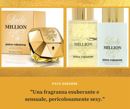 Lady Million di Paco Rabanne