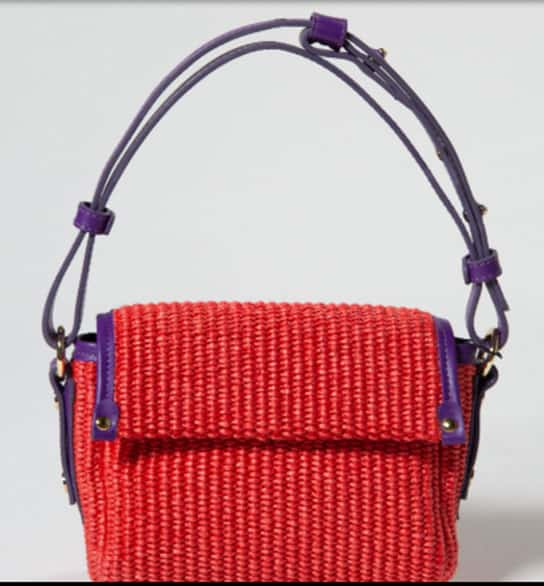 Mini Hand Bag supercolorata