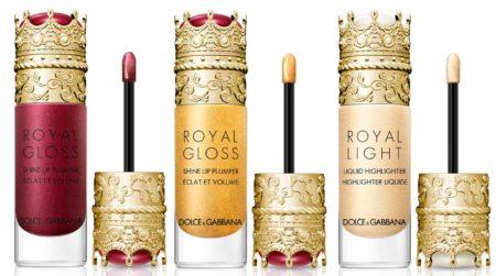 I Royal look di Dolce & Gabbana