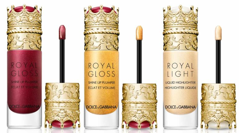 I Royal look di Dolce & Gabbana
