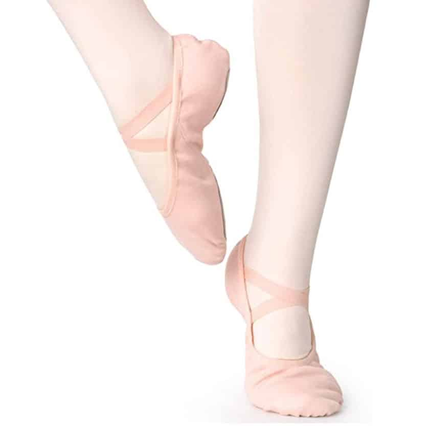 Le scarpette da ballo per bambini e per adulti