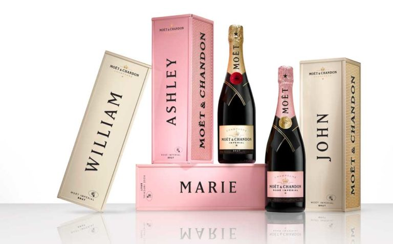 "Moët & Chandon svela ""Specially Yours"""
