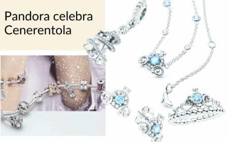 Pandora celebrano Cenerentola