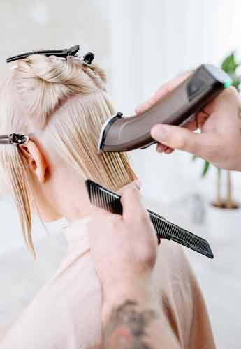 Capelli - Messy Bob - taglio capelli 2021