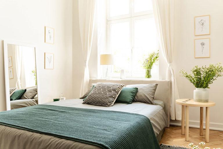 come arredare la camera da letto