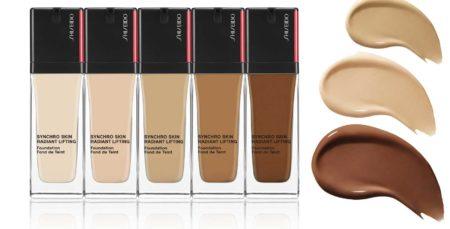 fondotinta illuminante di Shiseido