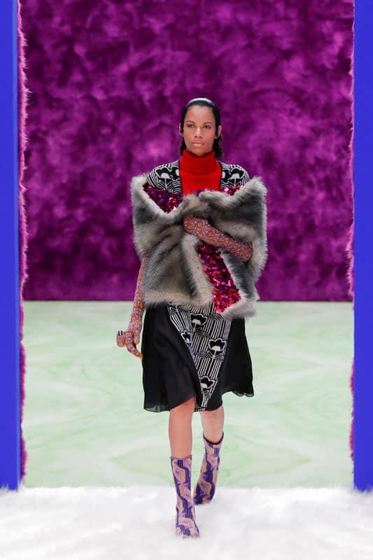La collezione Prada Donna Autunno/Inverno 2021 di Miuccia Prada e Raf Simons