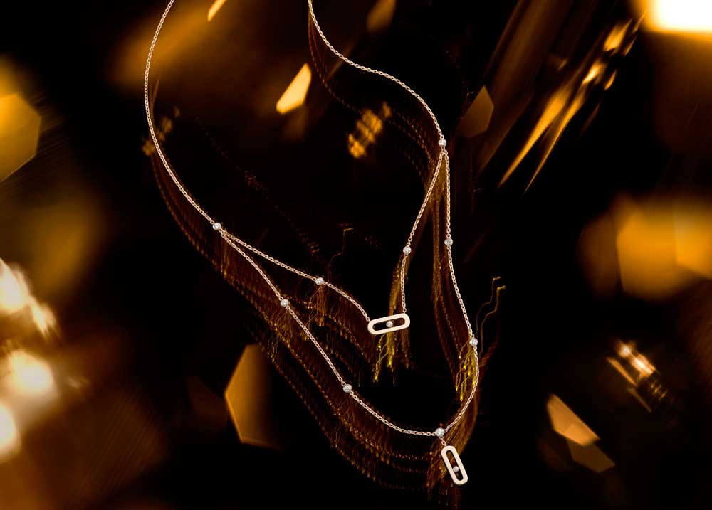 Messika Paris - Collier Move Uno - by Isabelle Bonjean