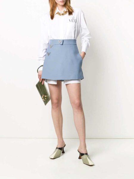 Valentino - Shorts con applicazioni thumb