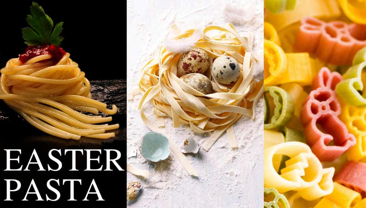 Easter pasta!