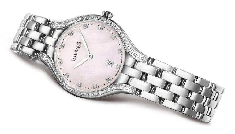 Eberhard & Co. dedica alle donne una nuova versione del prezioso modello RÊVE