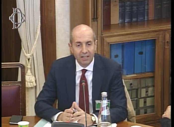 L'Avvocato Giuslavorista Domenico Tambasco alla Camera dei Deputati
