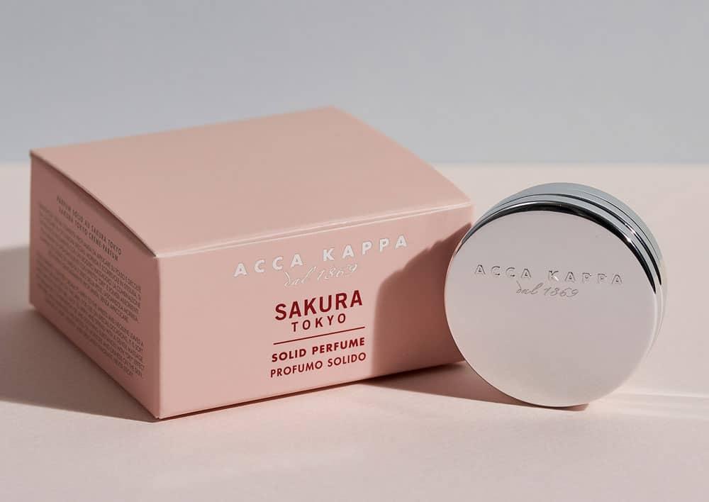 Il profumo solido Sakura Tokyo