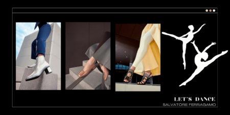 Let's Dance! Salvatore Ferragamo - ss2021