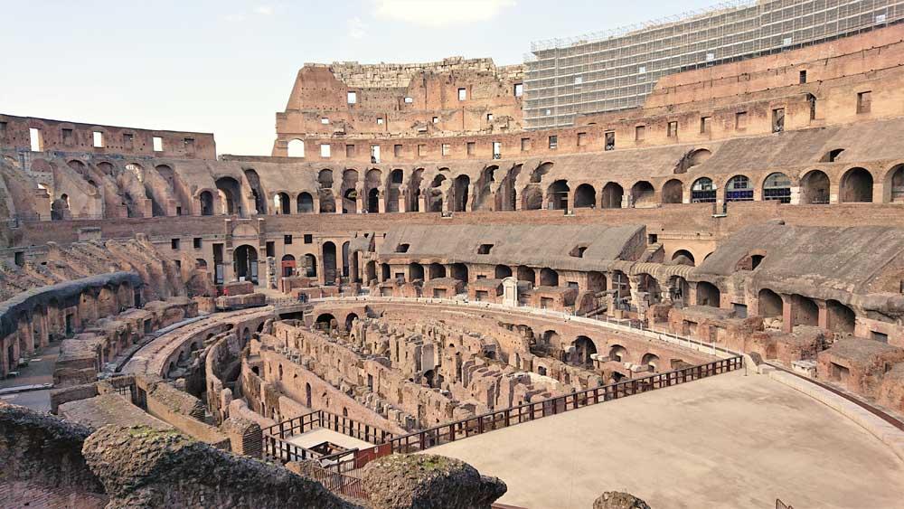 Tod's per il restauro del Colosseo