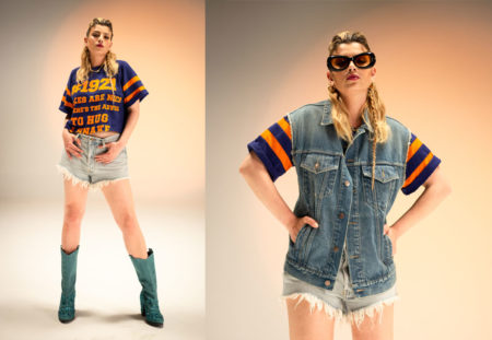 Emma veste Gucci Overture nel video