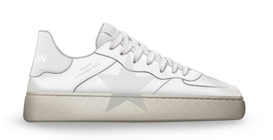 La sneaker di Nina Rubens
