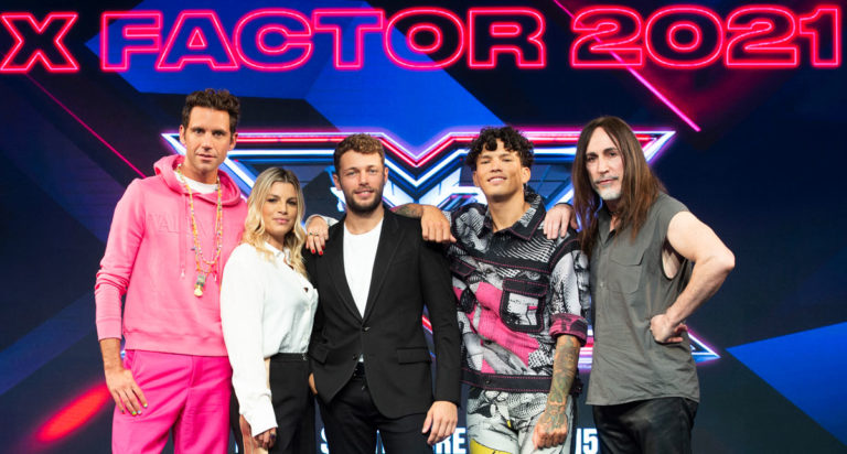 CULT è Official Partner X Factor 2021