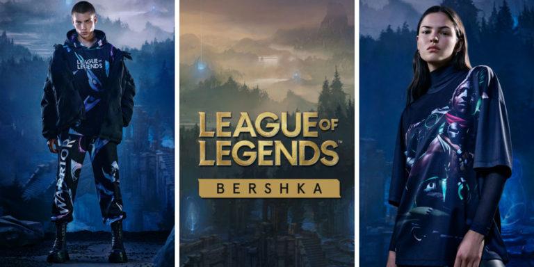 League of Legends x Bershka