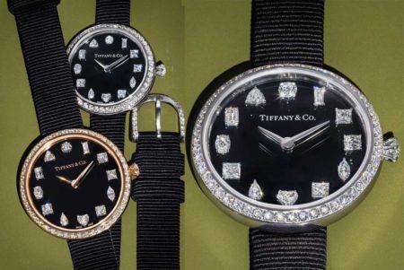 Tiffany & Co. presenta i nuovi orologi Tiffany Eternity