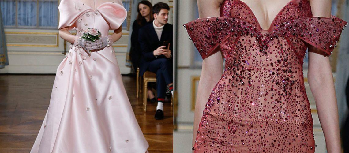 Couture Printemps 2017 di Maison Francesco Scognamiglio
