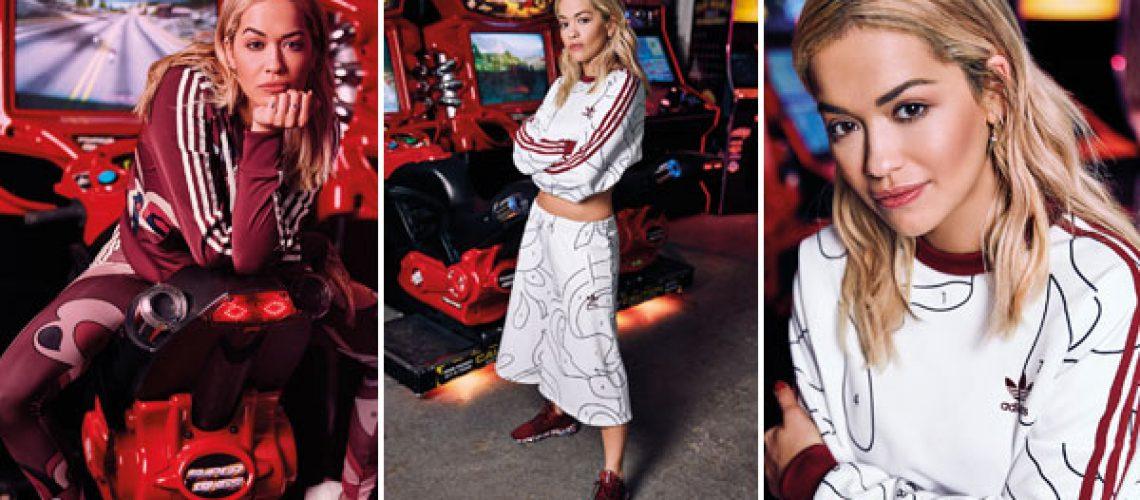 Adidas Originals by Rita Ora Colour Paint Pack