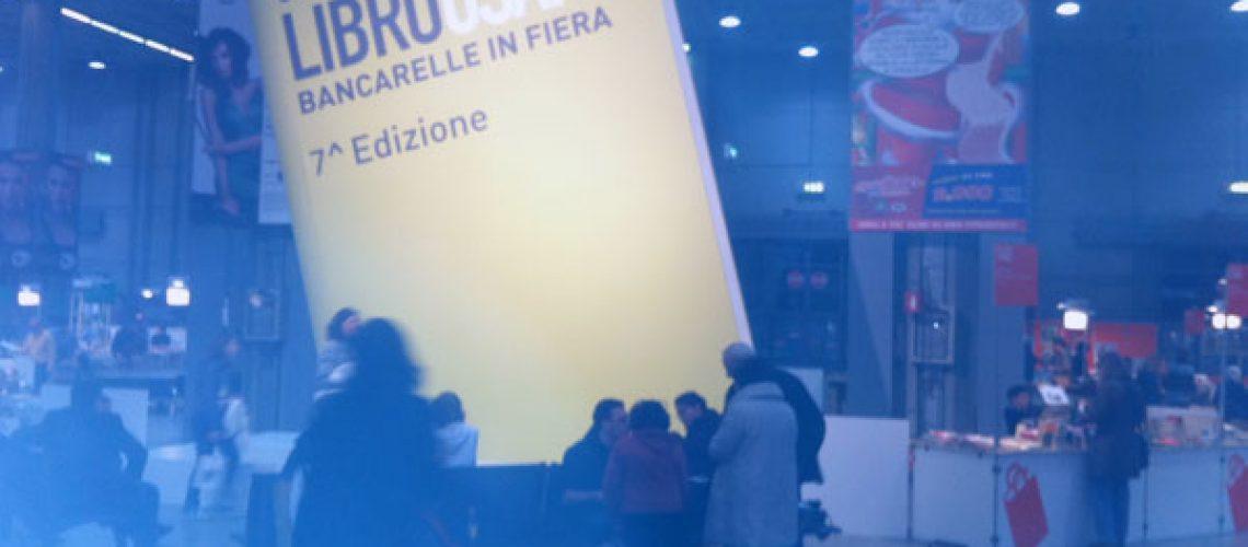 a Milano ha preso il via il Salone del Libro usato