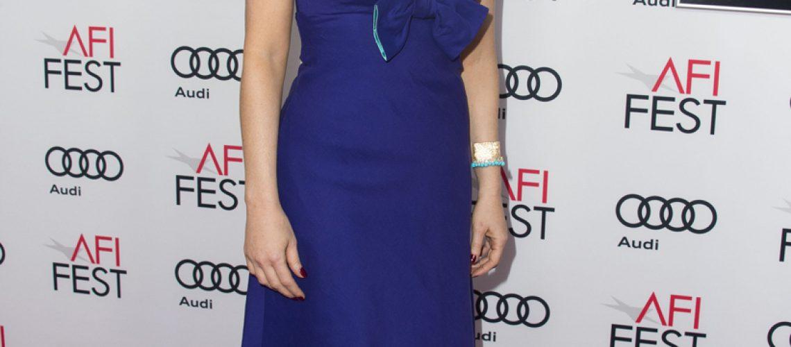 Jessica Chastain veste Prada