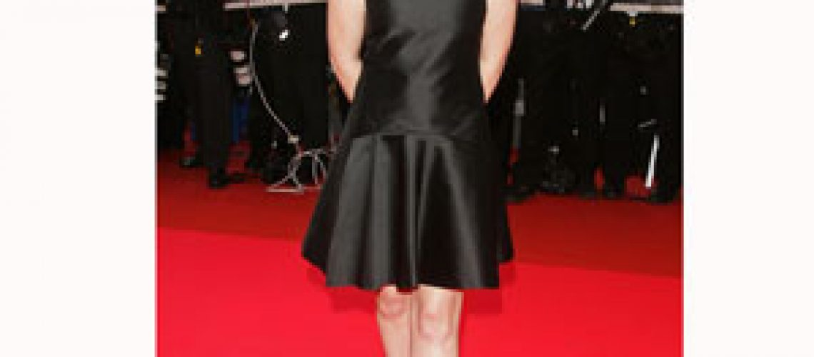 Kelly Macdonald in Moschino Cheap and Chic