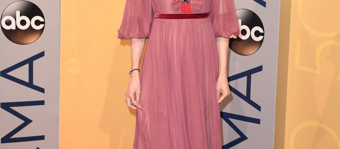 Nicole Kidman in Gucci - Courtesy of IpaAgency.