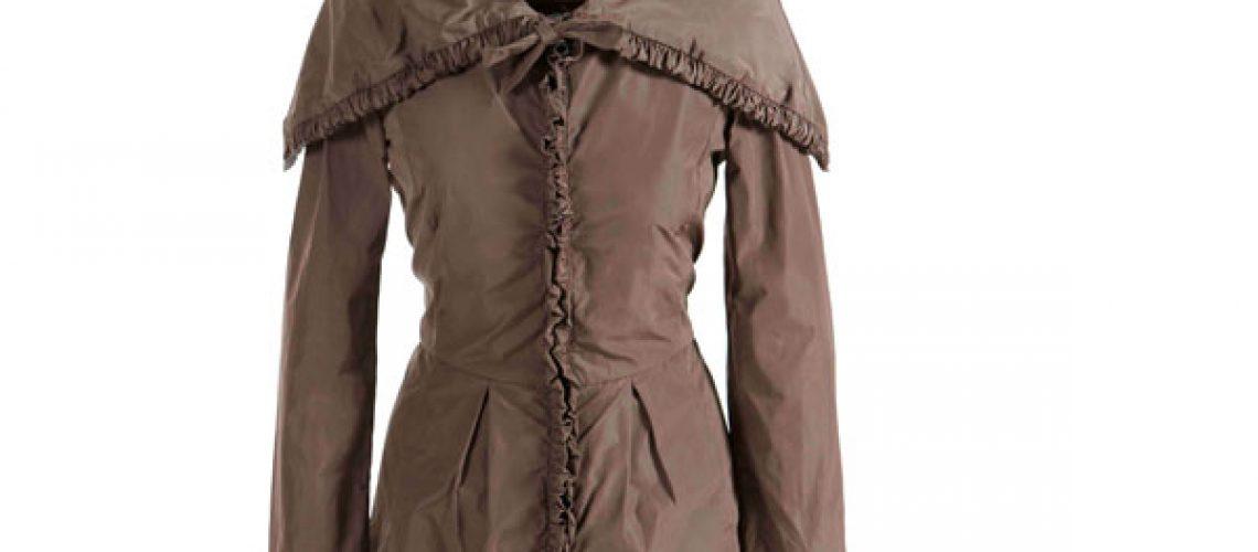 Moda Donna: Il trench diventa iper-femminile per Refrigiwear