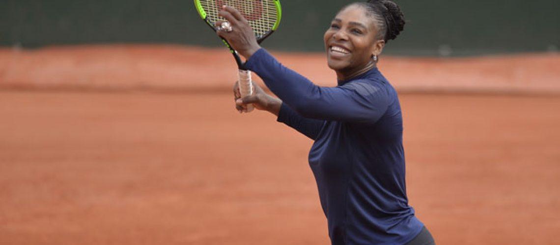 Serena Williams e gli orecchini Messika