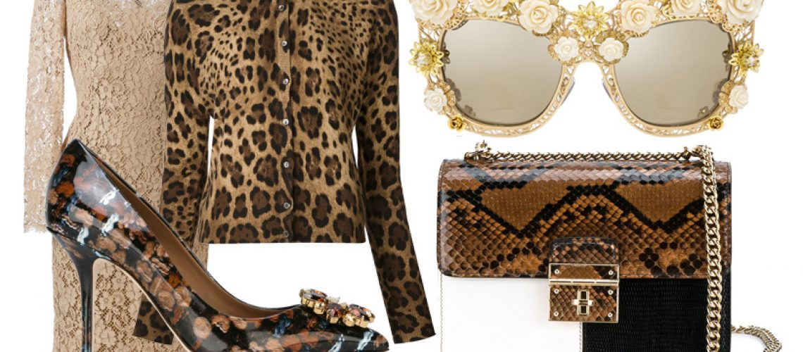 Dolce & Gabbana - look
