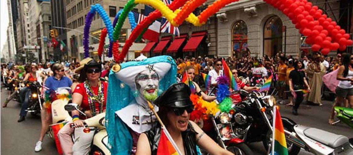 Gay Pride New York 2013