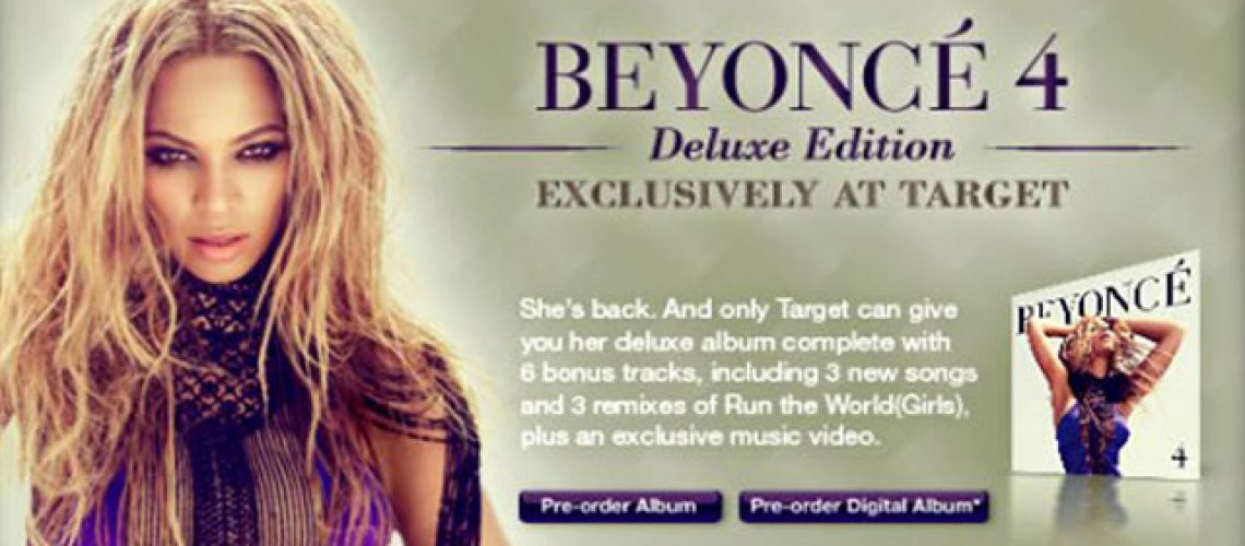 Beyoncé è tornata e ricomincia da